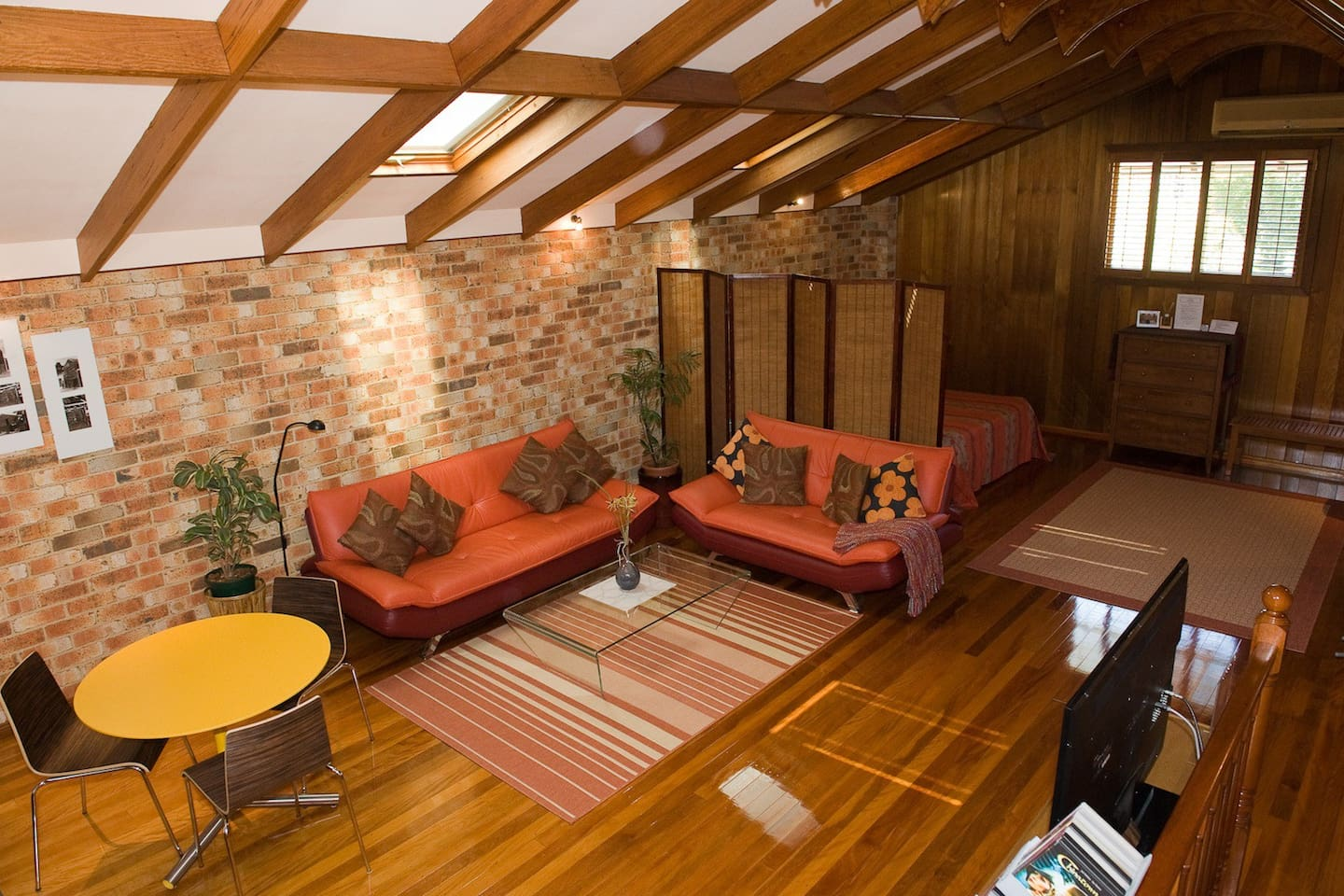 Open space living - 54 square metres