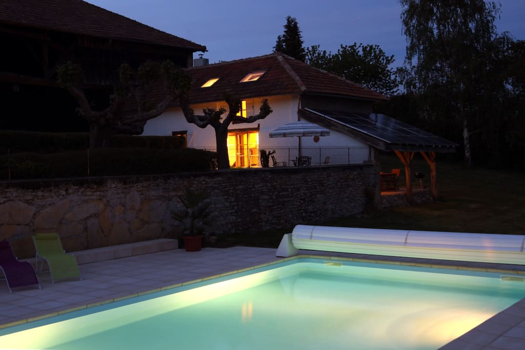 Le Fournil holiday cottage: leave your world behind to join ours for instant relaxation