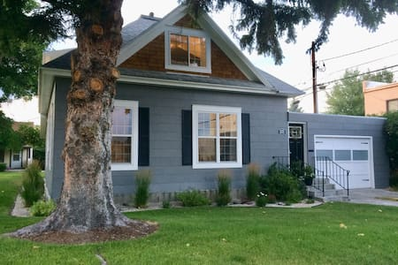 Rumsey Retreat - Downtown historic home!