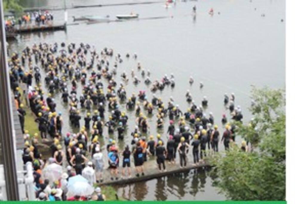 Yearly Triathlon event