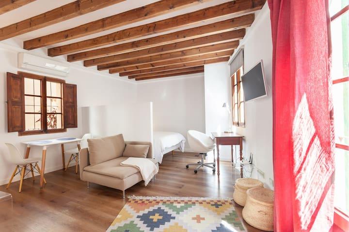 The Cozy - Original Majorcan Loft - Palma de Mallorca - Apartament