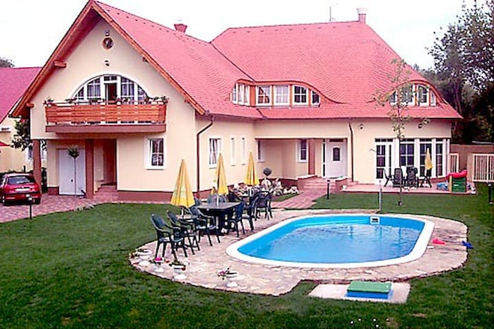 Balaton pool apartanhause - Zamárdi - Appartement