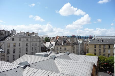 Le Marais, bright and sunny flat - Paris
