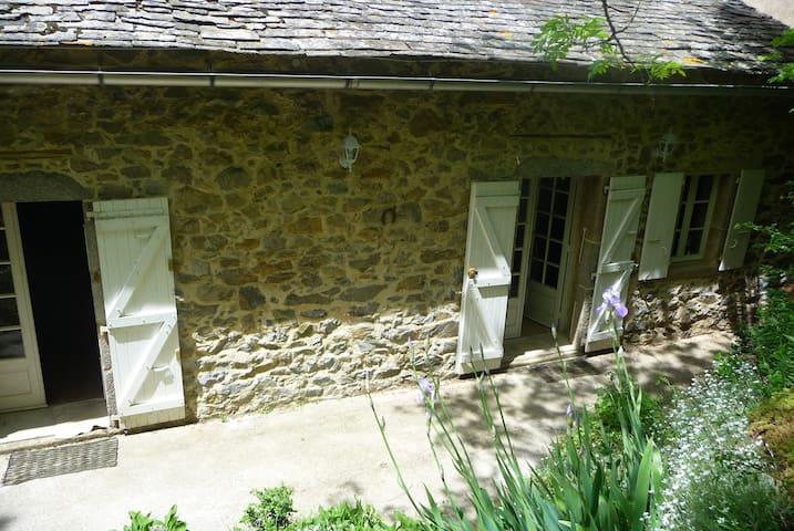 notre maison de campagne TARN - Espérausses - Dom