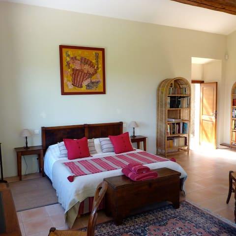 Guesthouse Le mas del sol - Bonnieux - Bed & Breakfast