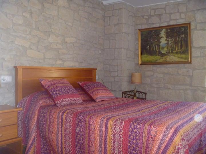 Casa rural  habitaciones Martintxo  en Armañanzas