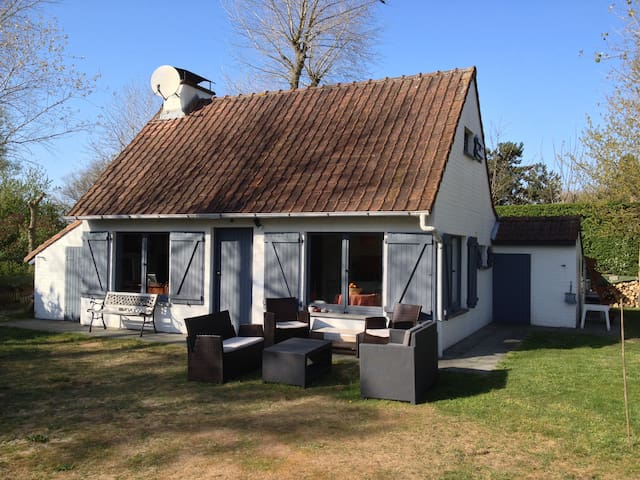 Charming holiday house - Coxyde - House