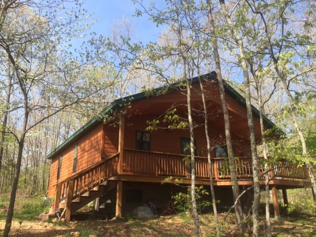 Great Ozark Cabin by Meramec River!