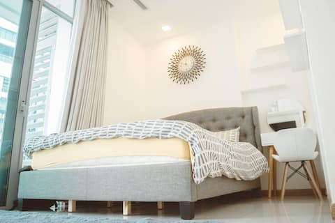 5⭐ Luxury Apartment ❤️Vinhome Central Park❤️40thFl