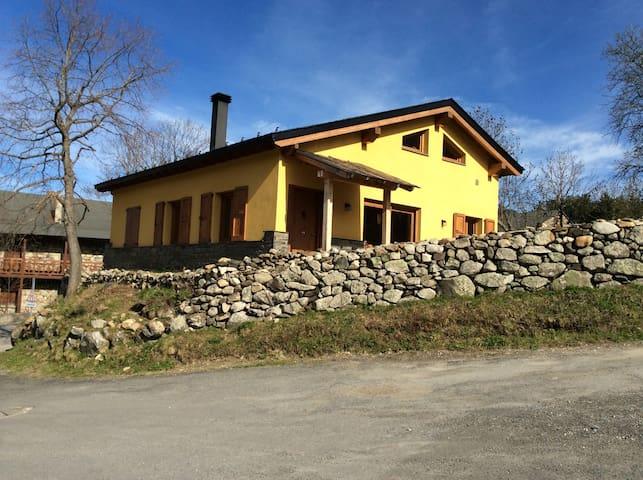 CHALET MONTAÑA Y SKI - Formiguères - Casa