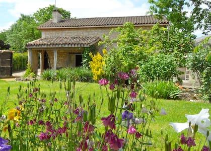 Jolie maison, sud Périgord - Plaisance - House
