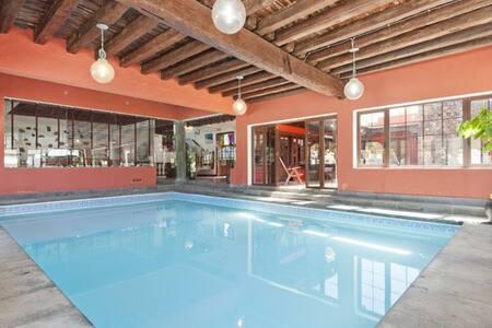 Villa Haria with Indoor Pool - Haría