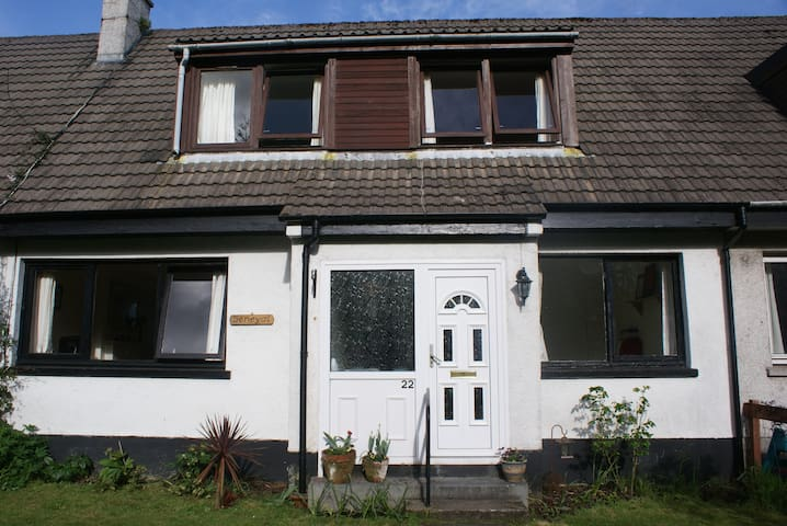 Holiday cottage in Carradale. - Carradale East - Huis