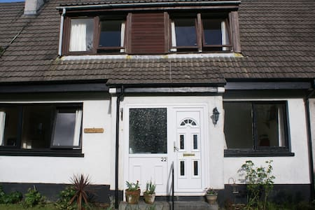 Holiday cottage in Carradale. - Carradale East