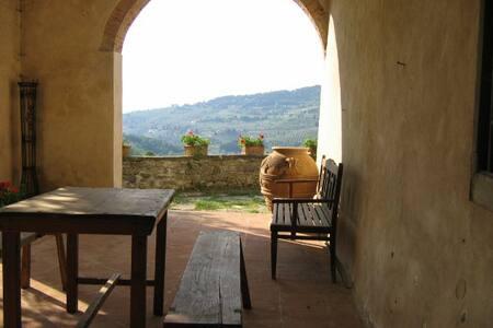 Villa a Firenze nel fresco Chianti - San Donato In Collina