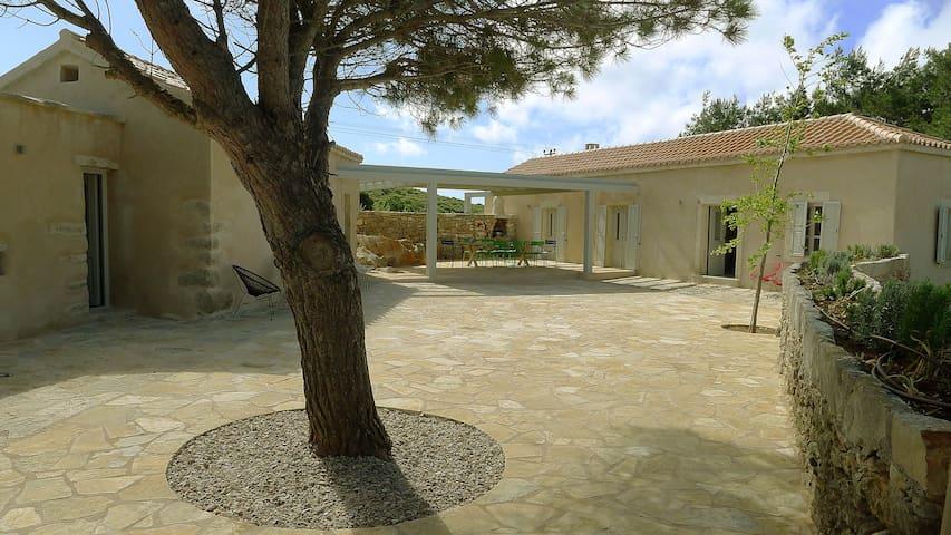 Aroniadika Stone House at Kythira-Properties