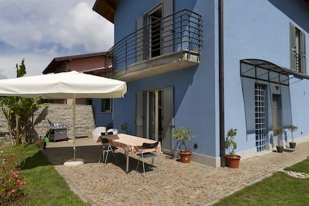 BLUE HOUSE Lake Maggiore A/C WiFi - Cittiglio