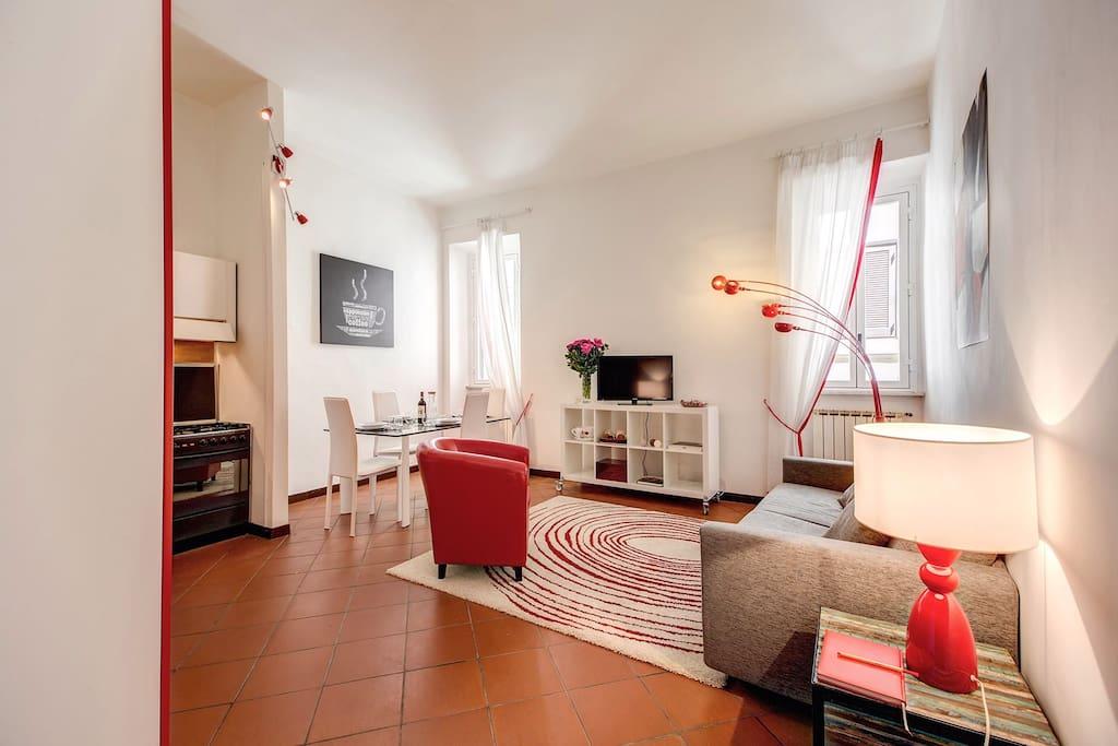 La dolcevita ii pantheon appartamenti in affitto a roma for Piano casa lazio proroga 2018