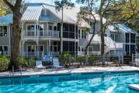 Hilton Head Island Villa in Port Royal Plantation