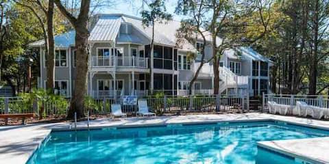 Hilton Head Island Villa in Port Royal Plantation