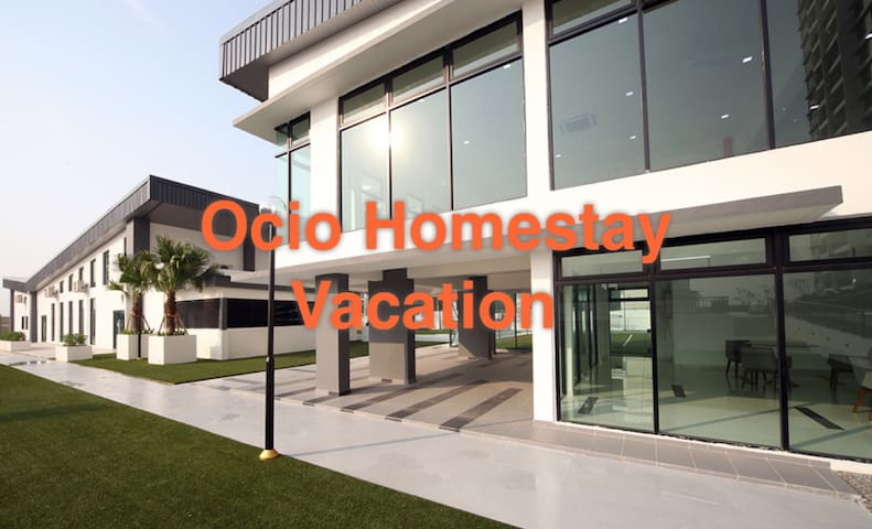 Ocio Homestay @ The Garden [Nearby Legoland]