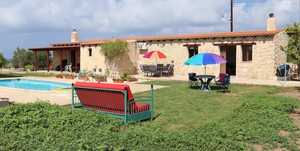 #Agapinor Villa Paphos