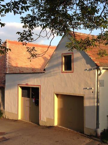 Ferienhaus / Zweitwohnsitz - Straning / Grafenberg - Casa