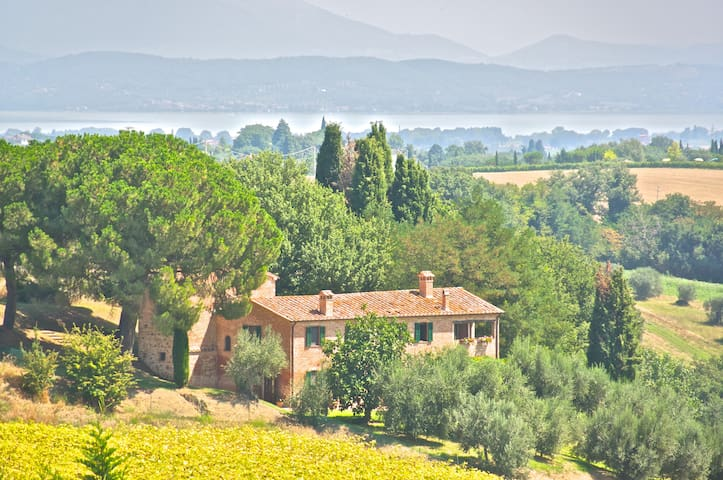Torre di Tabacco apt Umbria Tuscany - Vaiano  - Appartement