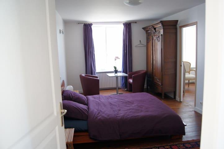 La Laiterie 2de suite du 1er étage - Grosville - Gästehaus
