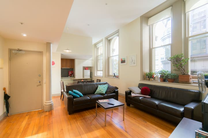Absolute Centre 3 b/r Heritage Apt - Melbourne - Appartamento
