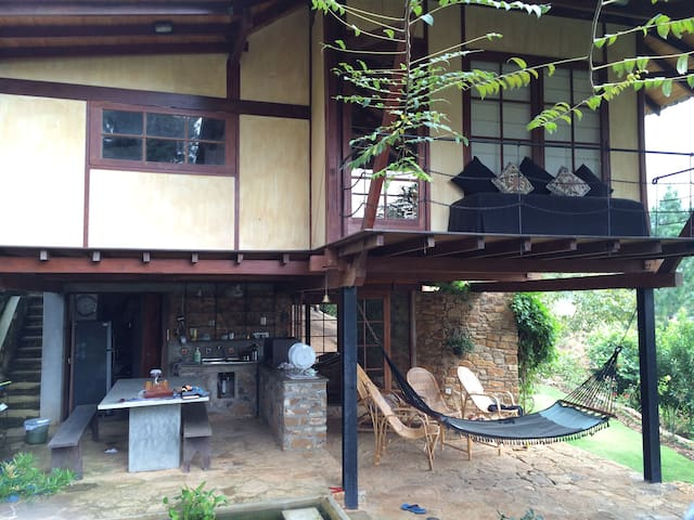 Beautiful house in the hills - Peradeniya - Casa