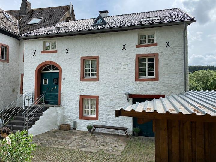 Hammerhütte - Alte Brennerei - Landleben erleben