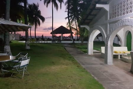 El Refugio, your safe haven right by the beach