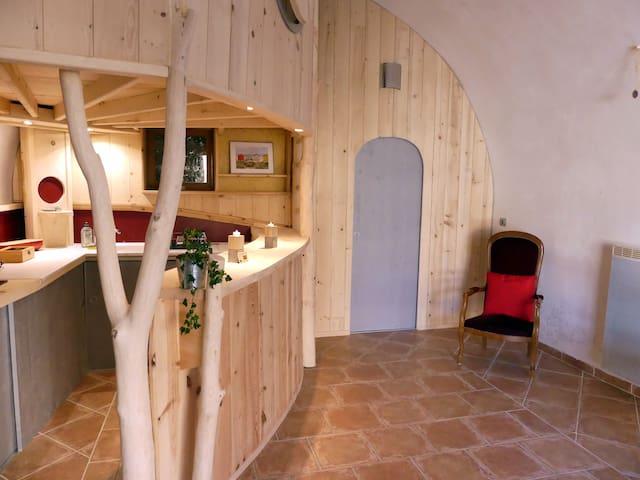 Château Saint-Ferréol - Gîte des Colombes