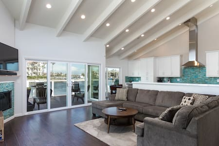 Waterfront House in Oxnard - Oxnard - Maison