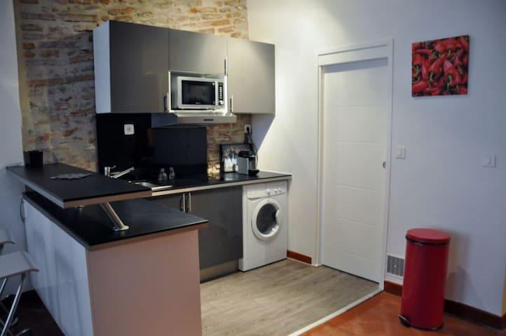 ALL INCLUSIVE WiFi RIGAUD - Perpignan - Appartement