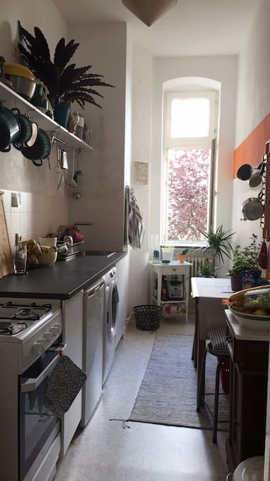 Kitchen + Laundry