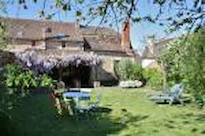 Maison Kenneth et Felicity ( L'ancienne Epicerie) - Siorac-en-Périgord