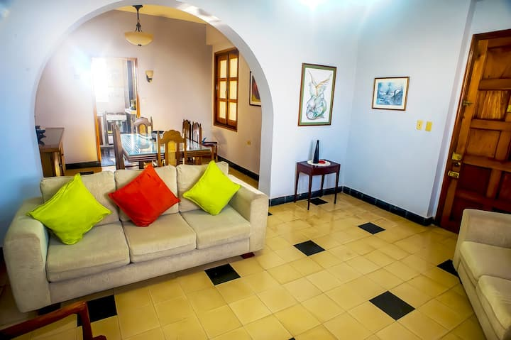 Luxury and romantic place for your holidays Vedado