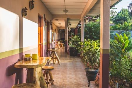 Hefziba B&B AC ROOM 4 of 7. Ometepe Island - Moyogalpa - Aamiaismajoitus
