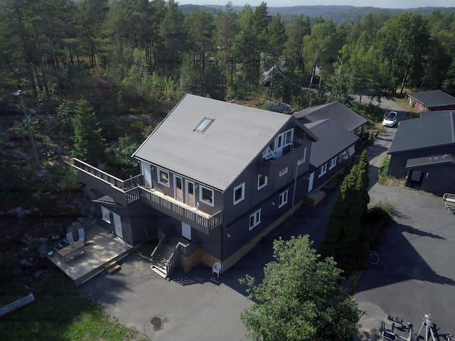 Jegertunet - Kråkeslottet