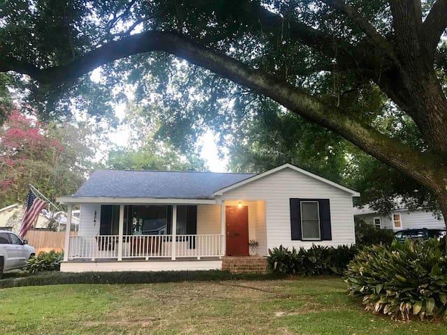 Southern Charmed home near LSU