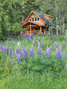 Kingfisher Cabin on Historic Estate - Crawford Bay - Kabin