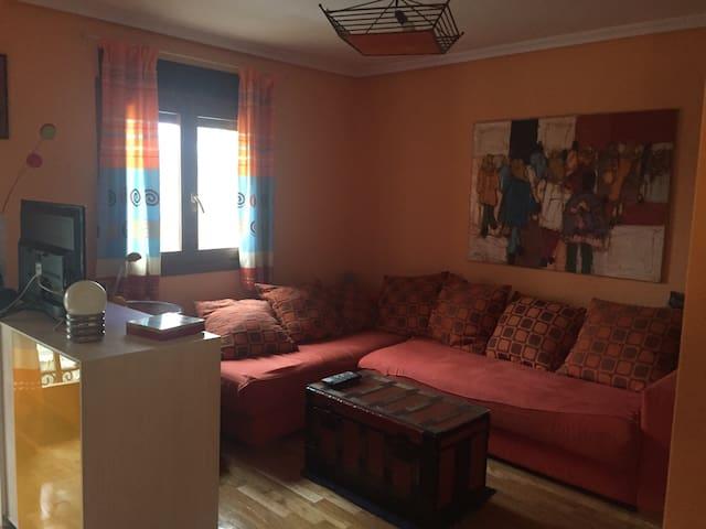 Acogedora habitación en El Centro - Toledo - Dům