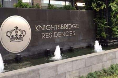 My Pod at Knightsbridge Residences - Makati