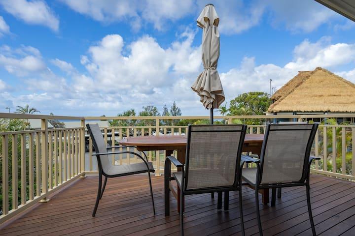 3 Bedroom Ocean Views at Pandanus Palms!