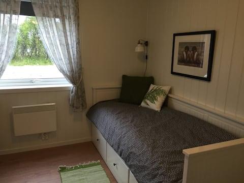 The Atle Room - doubleroom in Vesterålen/Sortland