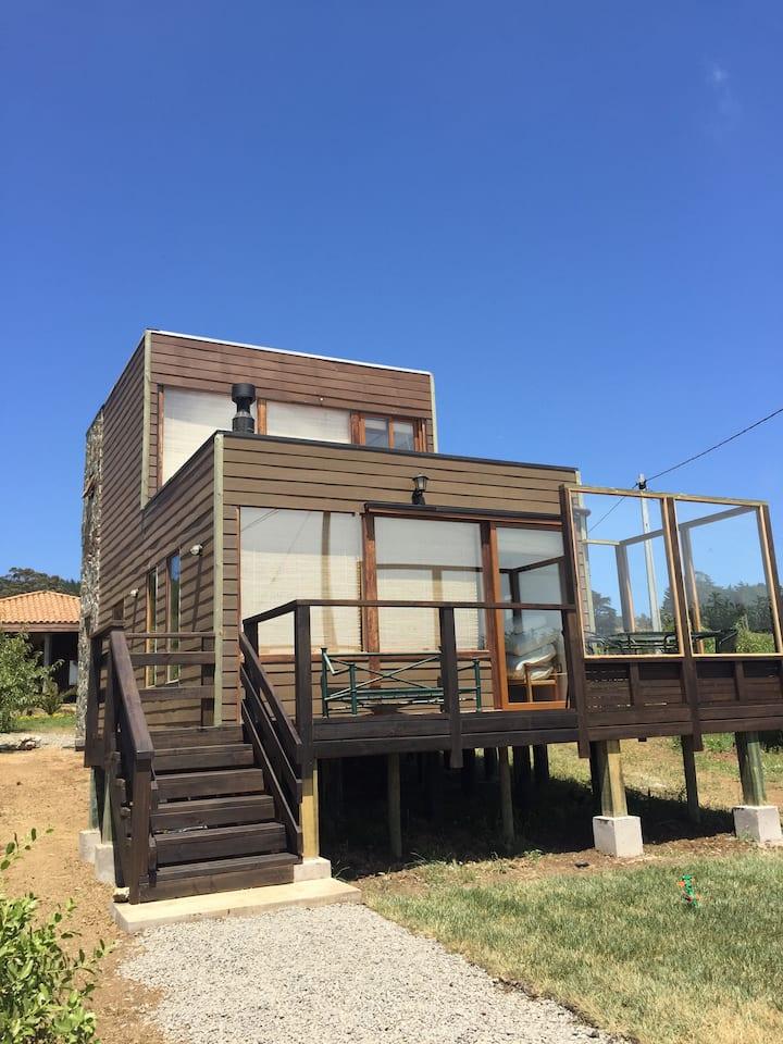 Pichilemu Cabañas Casa Verde