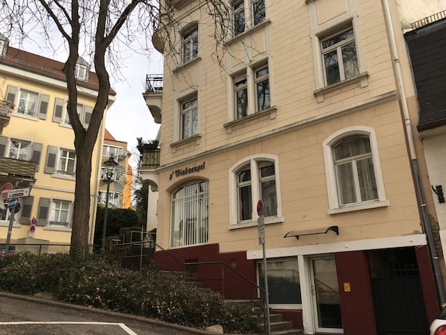 Miniapartment in Baden-Baden - Baden-Baden - Huoneisto