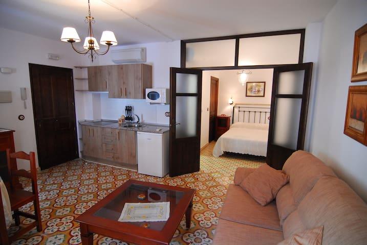 Apartamentos San Juan 16, Bajo A - Archidona - Apartament